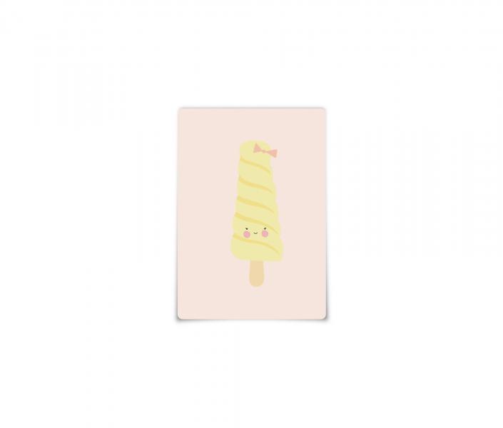 EEF Lillemor Invitation Ice Cream 6pcs
