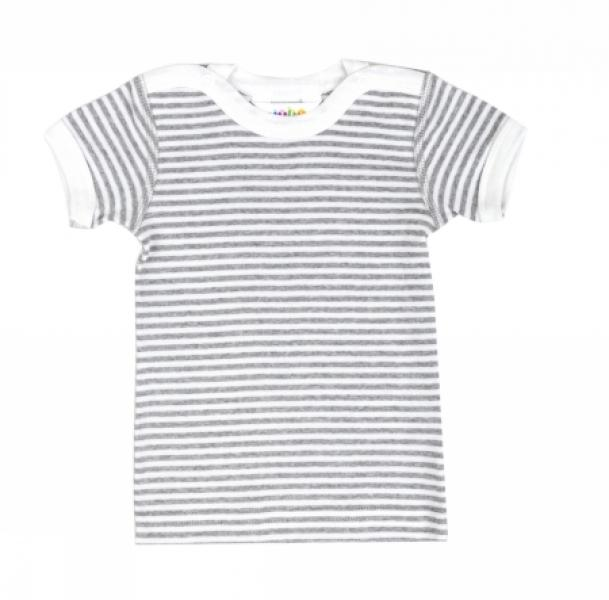 Joha T-shirt w/short sleeves YD Stripe