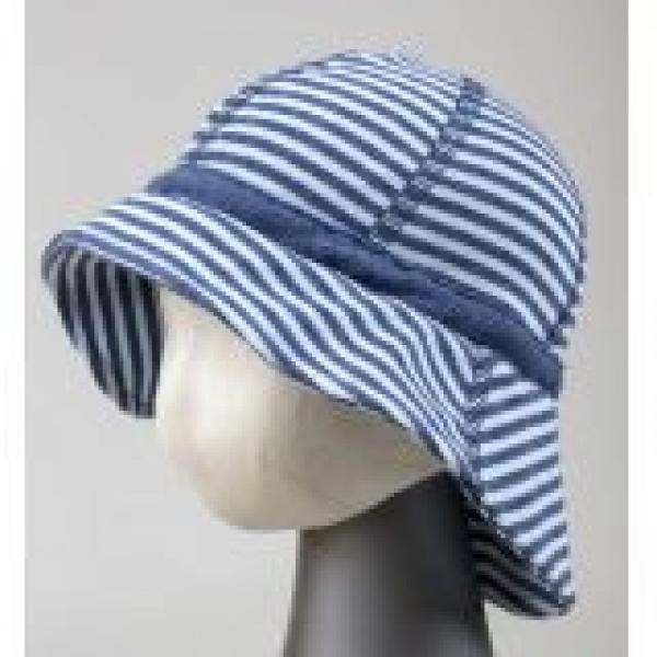Joha Summer Hat YD StripeB