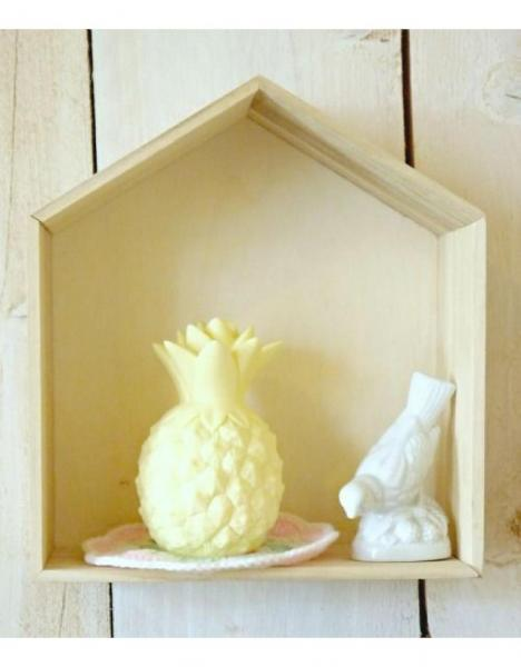 ALLC Pineapple lamp yellow