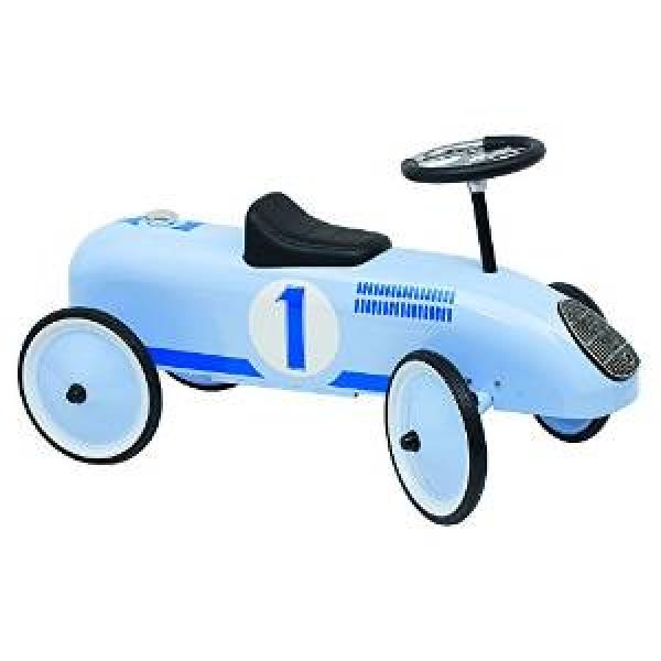 Goki Ride-on vehicle blue Auto
