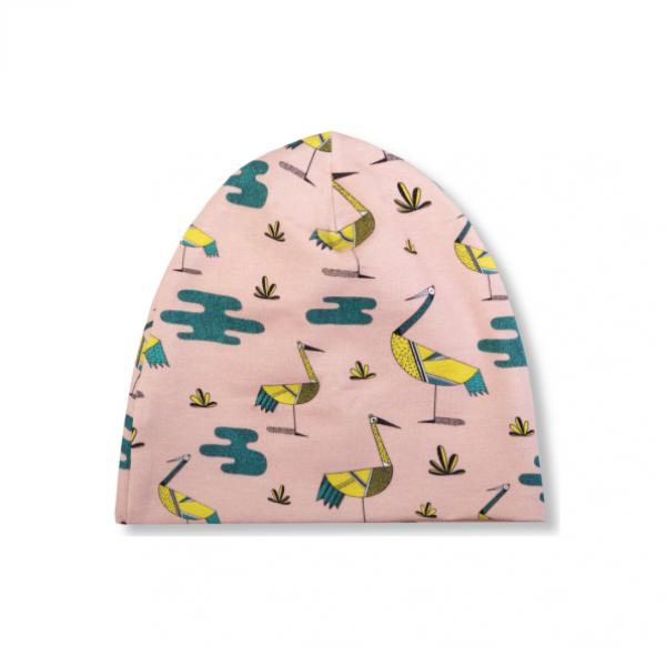 Raspberry Beanie Hats Roosa Toonekured