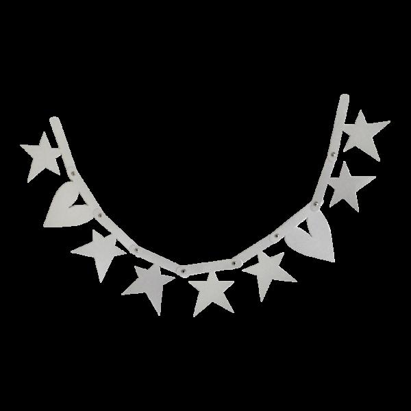 Little Lovely Banner basics: Silver
