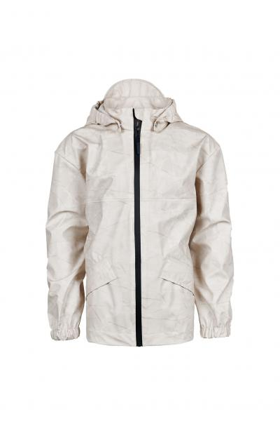 Sways Dock Jacket AOP GREY/SILVER