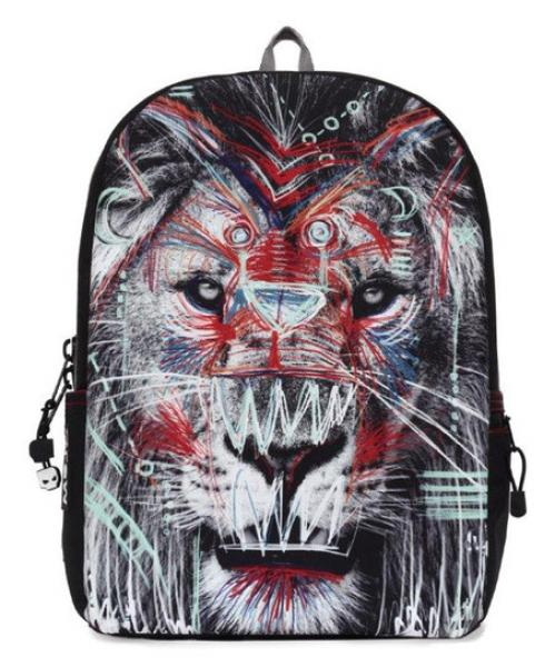 "Madpax Backpack ""Basqu Lion"""