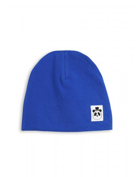 Mini Rodini Basic Beanie Blue