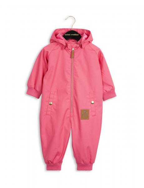 Mini Rodini Pico Baby Overall Pink