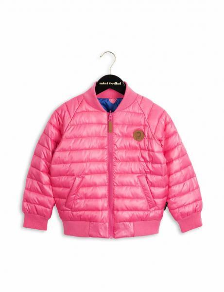 Mini Rodini Kahtepidi kantav jakk, Jacket Pink