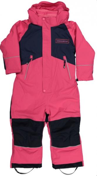 Geggamoja Winter Overall Raspberry 27