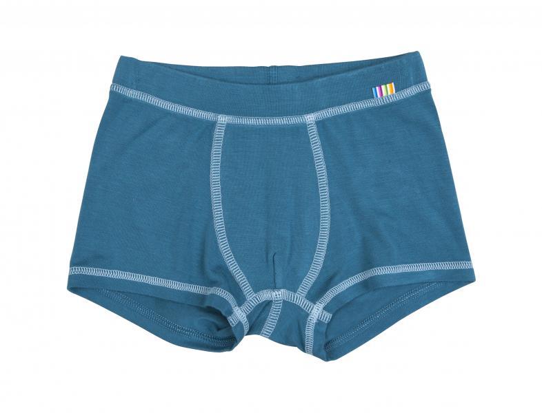 Joha Boxershorts 84310 ink blue 15557 - bambus