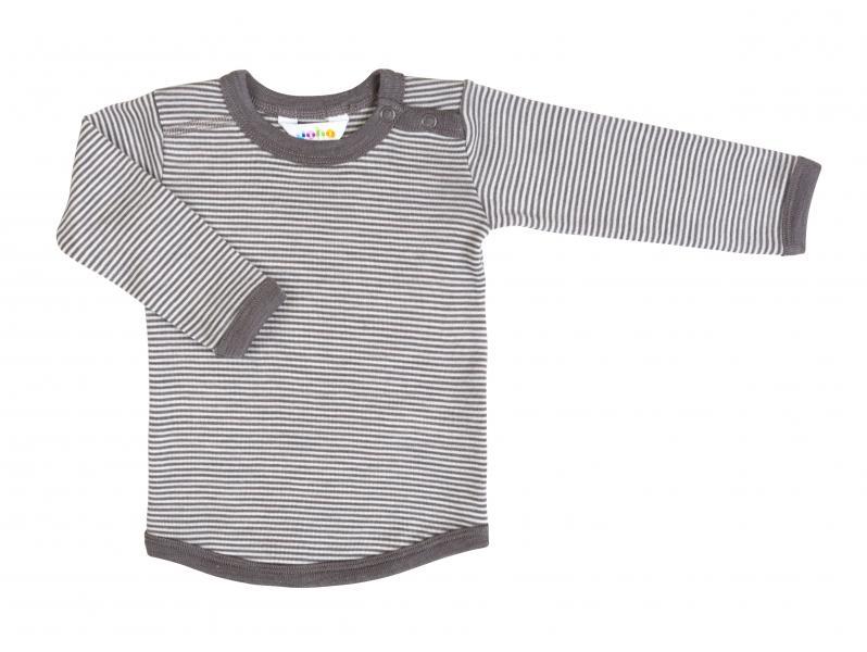 Joha Blouse  15625 w/long sleeves YD stripe 6777