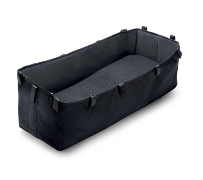 Bugaboo donkey bassinet (kaksikute vankri korv)