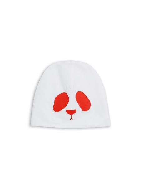 Mini Rodini Panda kahtepidi kantav müts