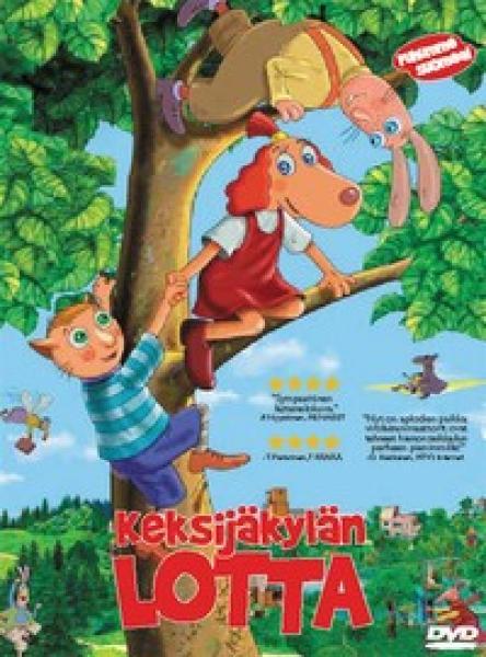 DVD Leiutajateküla Lotte FIN