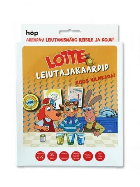 Leiutajakaardid Lotte