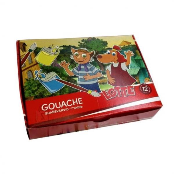 Gouache Lotte