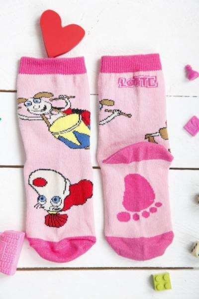 Sokid Lotte roosad