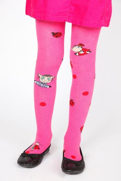 Sukkpüksid Lotte roosad