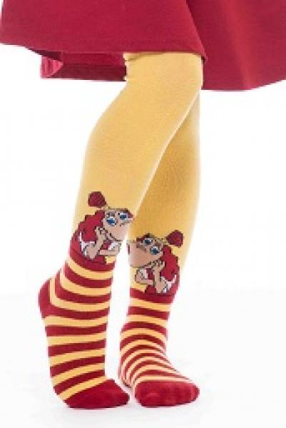 Sukkpüksid Lotte kollased