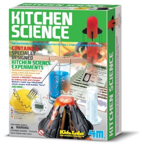 "4M Craft ""Kitchen Science"""