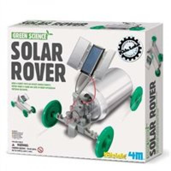 "4M Craft ""Solar Rover Kit"""