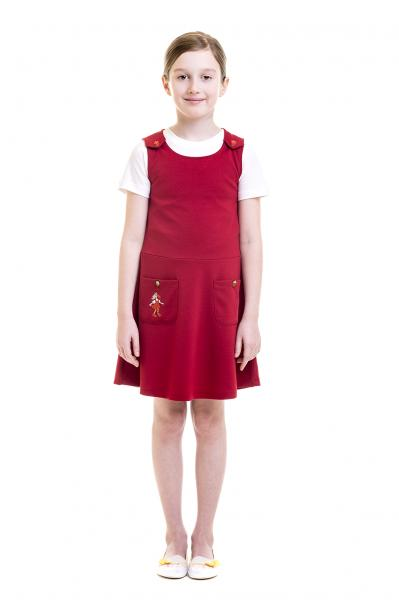 Dress Lotte Red