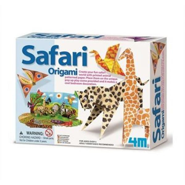 4M Craft Safari Animals Origami
