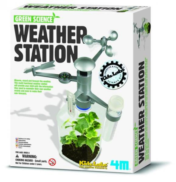 "4M Craft ""Weather Station"""