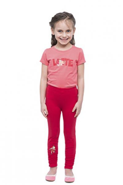 Red Leggings Lotte