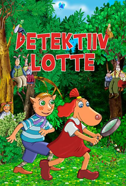 CD+DVD Detektiiv Lotte