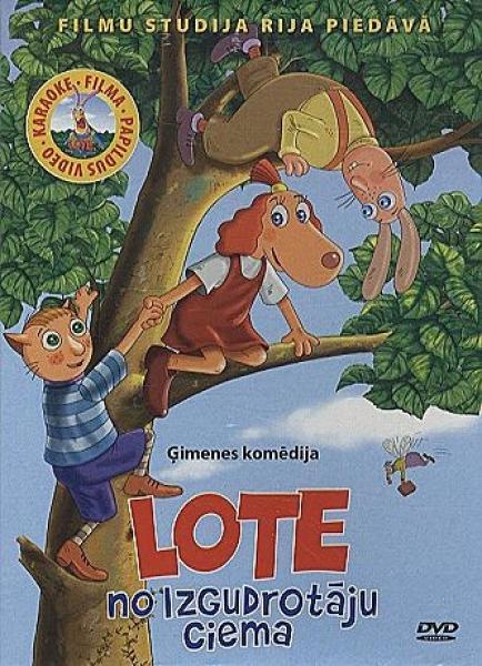 DVD Leiutajateküla Lotte LAT