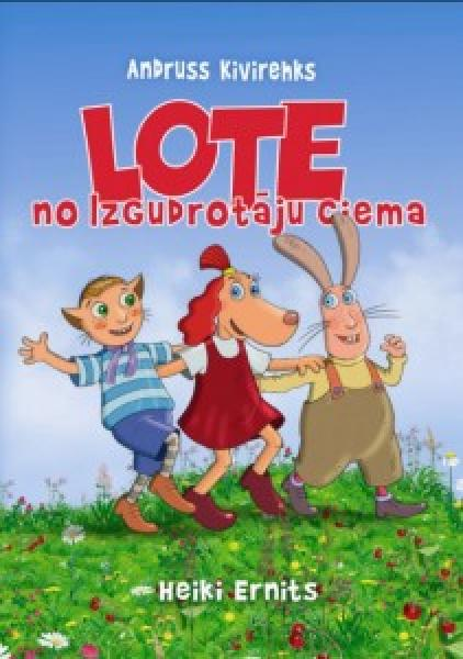"Book ""Lotte from Gadgetville"" LAT"