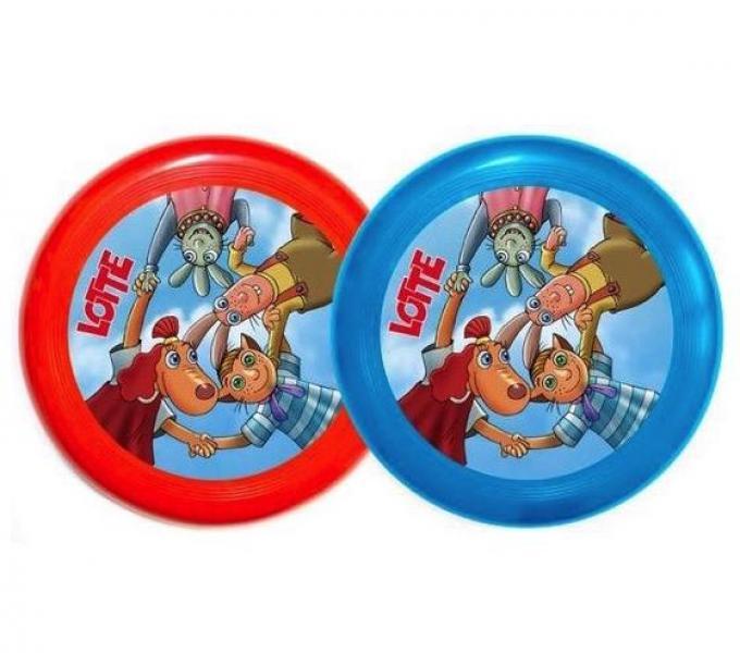 Frisbee Lotte
