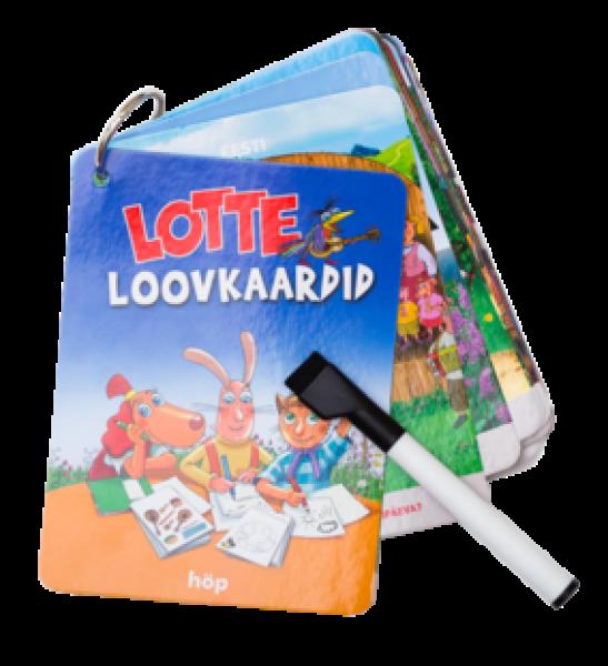 Loovkaardid Lotte