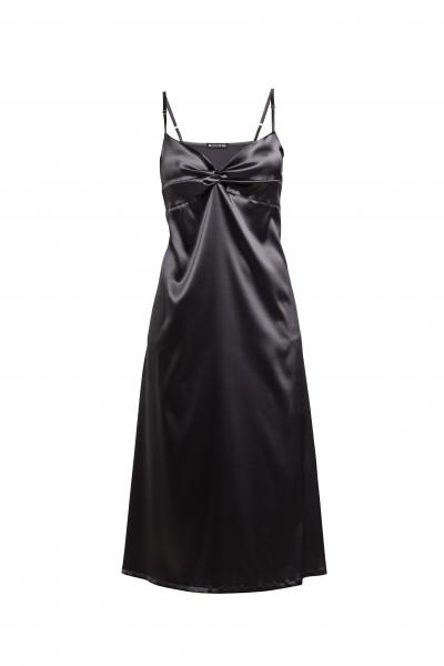 Amanda silk night dress