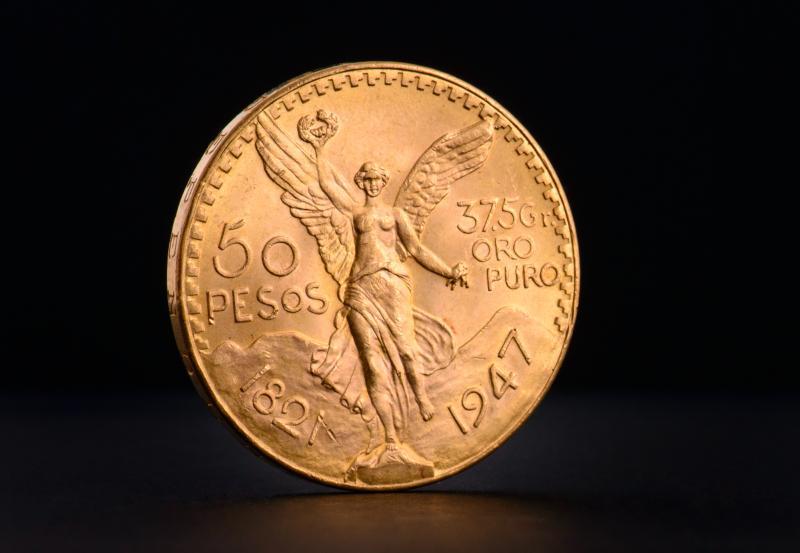 Mexican 50 Pesos – Centenario