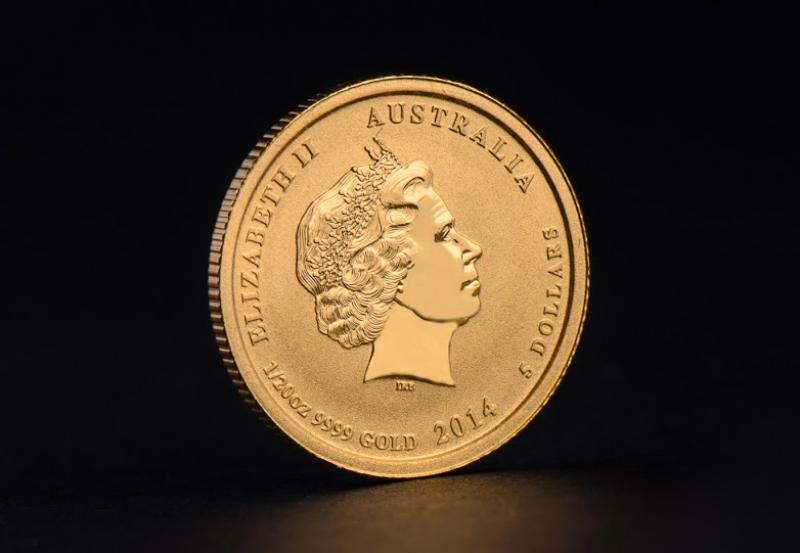 dk guld guldmonter efter land australien