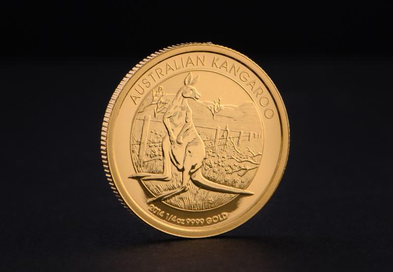 1/4 oz Australian Gold Kangaroo