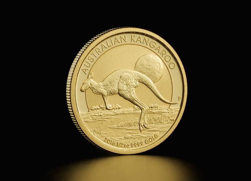1/2 oz Australske Nugget/Kangaroo