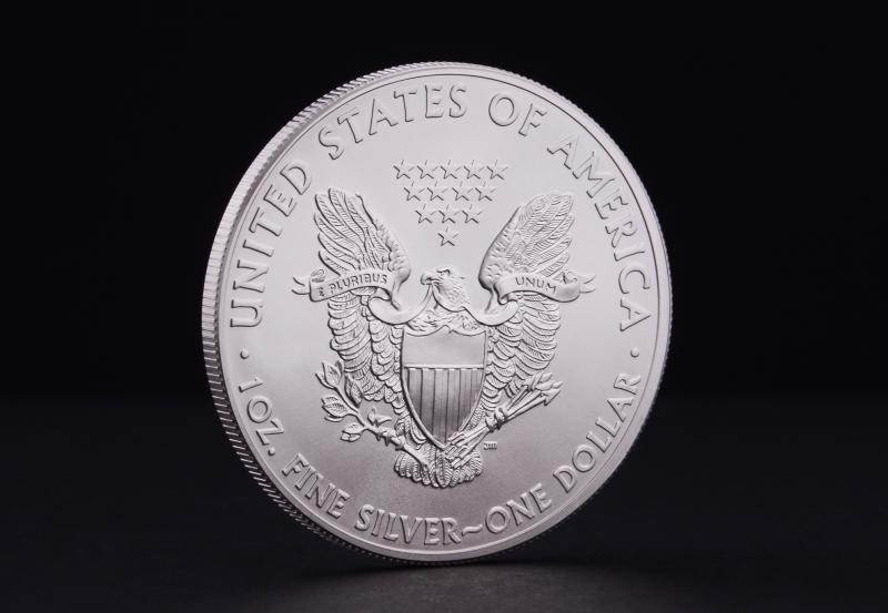 1 oz Silver Coin American Eagle (Special VAT)