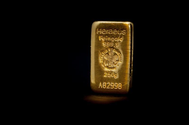 250g guldbarre – Forskellige mærker