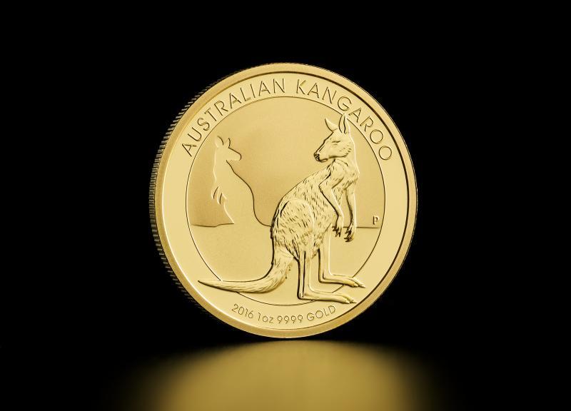 Australsk Nugget 1 oz