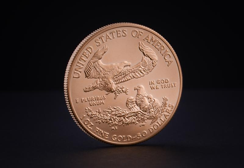 USA Eagle 1 oz