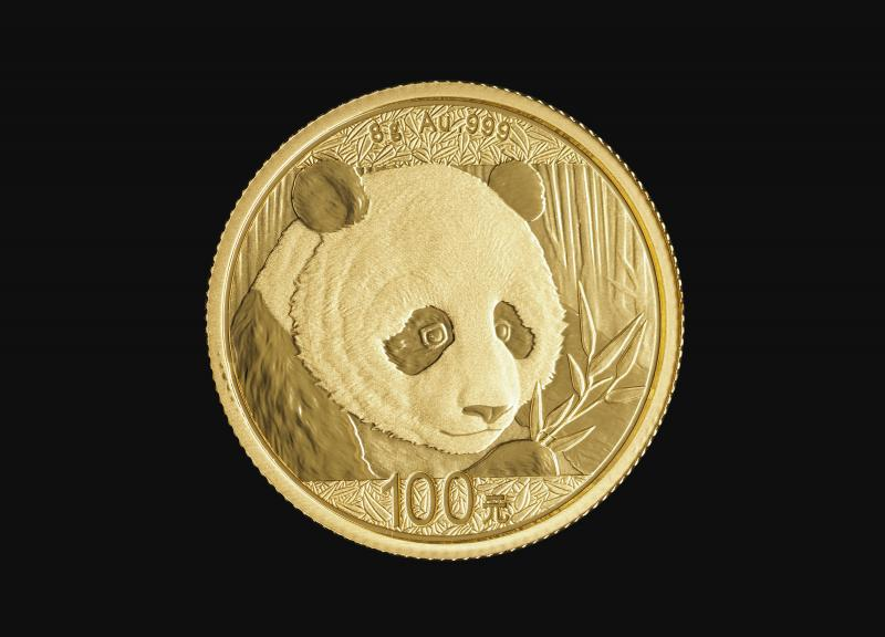 Chinese Panda 2018 8 g