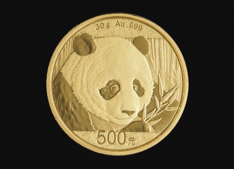 Kinesisk Panda 2018 30 g