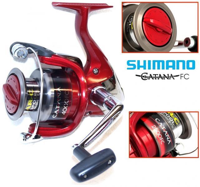 Shimano Catana 4000 FC