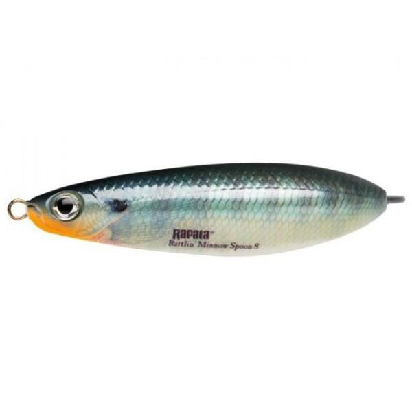Rapala Rattlin' Minnow Spoon BG 8cm/16g