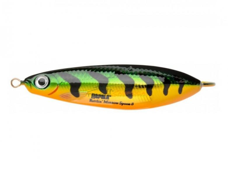 Rapala Rattlin' Minnow Spoon FLP 8cm/16g
