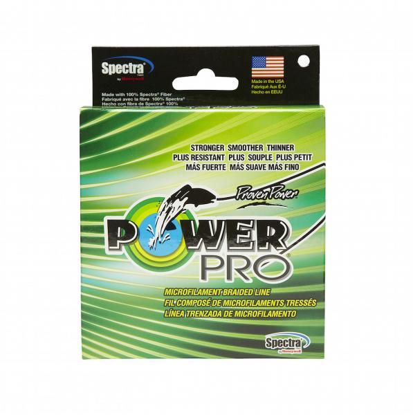 Nöör Power Pro 0.43mm/48kg 455m kollane