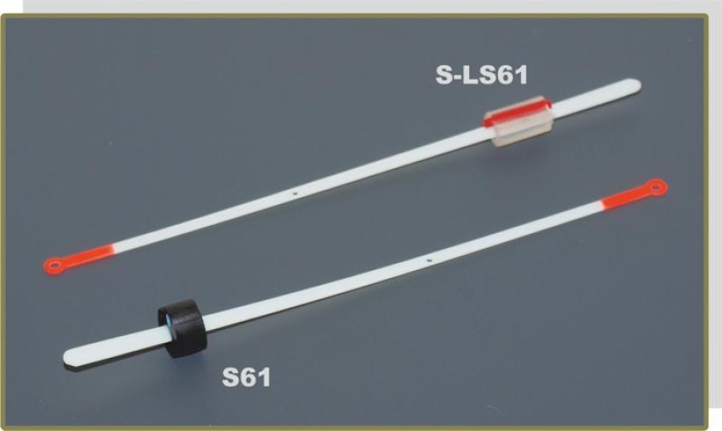 Nooguti NOD 61 100mm jäikus 0.35 (0.5-1.0g)(11)